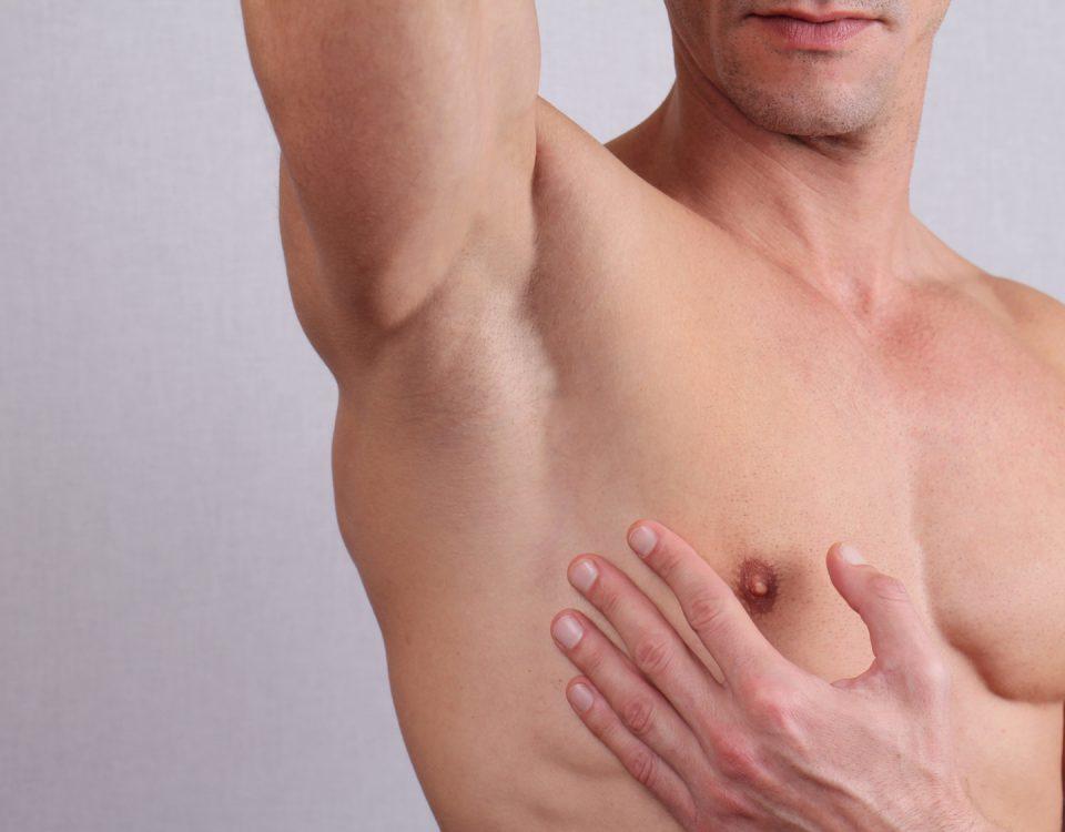 Depilacja laserowa mężczyzn skuteczne usuwanie owłosienia z ramion i pleców